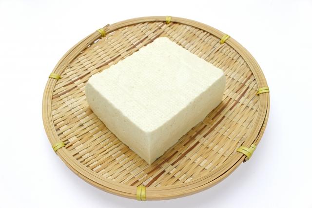 木綿豆腐の画像